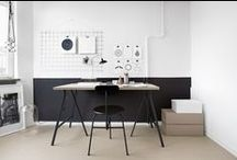 / Black + White / / by Style-Architects