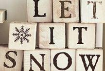 Pintratuin - Karin / #pintratuin.  Wish me luck!!!  Winter - Kerst