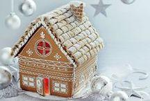 Christmas - Gingerbread Houses