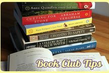 Book Club Ideas / Ideas for creating fun and engaging book club meetings