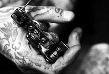 Ink / Nice ink, by nice artists, on nice people!  #tattoo #tatouage