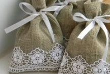 Burlap and Lace / by Kathy Mayne