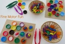 Bugs and Insects / Activities, crafts and play ideas around the theme of bugs and insects.