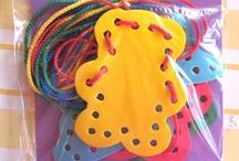 Busy Bag Activities and Idea / Busy Bag Activities and Ideas