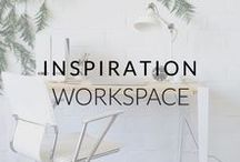 Workspaces We Love / The chicest and most organised work spaces!