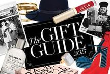 Holidays / From gift guides to the best holiday window displays around the world, this is your FASHION-approved guide to the holiday season. / by FASHION Magazine