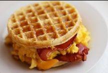 Breakfast & Healthy Snacks / by Brooke Jensen