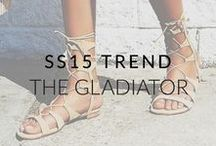 SS15 Trend: The Gladiator