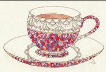 Art - Coffee & Tea