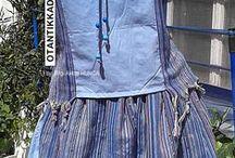 Otantik Bluz&Elbise-blouse&dresses