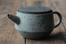 Ceramics - Teapots