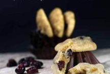 Cookies, Kekse, Macarons, Scones, Plätzchen - laktosefrei / Auf dieser Pinnwand findest Du laktosefreie Rezepte für Plätzchen, Kekse, Cookies, Macarons, Scones,etc. Also perfekt für alle Krümmelmonster da draußen ;) Viele Rezepte sind ohne Milchprodukte bzw. ohne Milch. Also ran ans Backen.