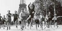 Photo ~ Robert Doisneau ~ Paris / Robert Doisneau, Paris