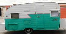 Caravan Ideas & Inspiration / The Ultimate Mobile Mom's Lounge