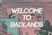 album | badlands / badlands - halsey