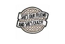 tv | friends don't lie / stranger things