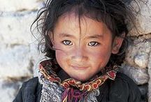 Faces / Lovely children's faces found around Pinterest. #photograpy
