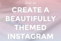 Become an Instagram Influencer / Resources, tips and tricks on using Instagram effectively for your business.