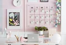 Creative Workspaces / Creative spaces to work