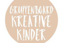 Gruppenboard kreative KINDER / Tipps und Ideen, fürs Basteln, backen, malen. Beschäftigungsideen, DIY, und alles rund ums kreativ sein mit Kindern. Für Familien, Mamas und Eltern  Magst du mit pinnen dann folge mir und dem Board und mail mir an mamasdaily@gmx.de