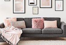 Living | Wohnzimmer Ideen / Wohnzimmer Ideen, DIY, Deko, Einrichtung, Living Room