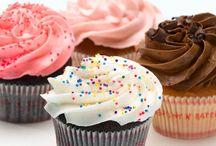 Food | Cupcakes / Leckere Cupcake Idee, Rezepte, backen für Feste, Partys und Geburtstage