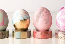 Basteln | DIY Ostern / Basteln zu Ostern mit Kinder, tolle Ideen, DIY, Anleitungen und Tipps, Fensterbilder, malen, kreativ sein, Basteln mit Klopapier, Girlanden