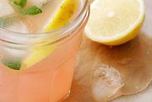 Food | Limonaden / Leckere Limonaden, Smoothie Ideen. Für dein Sommer Erfrischungsgetränk. Einfache und leichte Rezepte zum nachmachen.