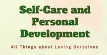 Self Care & Personal Development / A board on tips and ideas on self-care, self-improvement, and personal development.  If you want join the board, please follow me (Savingchamps) on Pinterest and email me (savingchamps at Gmail) with your Pinterest URL. No post linking to affiliates, deals/coupons, or advertising. Post your pins and repin each other's pins. No more than 5 pins a day.  NO spam. Thanks.