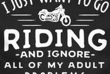 Uitspraken voor de motorrijder