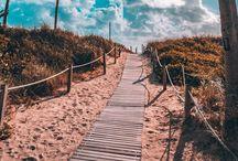Beach goals