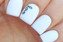 Romantic nailart