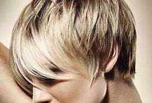 Pixie-lyhyet hiukset