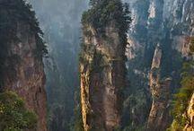 China - Chine / Paysages de Chine et guide de voyage - China Landscapes and travel guides