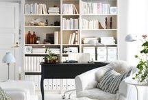 bookcases / by Vi Nguyen