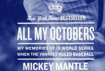 Talkin' Baseball / A pinboard of HarperCollins baseball books for fans of the Major Leagues and young readers playing in Little League, curated by Julie Blattberg. / by HarperCollins
