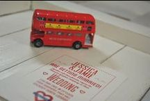 A Great British Wedding / If you're planning to incorporate something British at your wedding, then look no further than this exciting Pinterest board. These British ideas could truly bring your wedding to life.