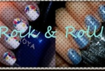 Polish. Glitter. Rock & Roll! / manis from my blog