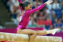 Olympics - Gymnastics / by Kay Hough