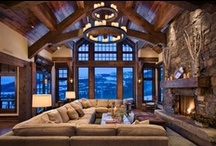 Dream Home / Down the road, I want a home full of nooks and crannies that foster imagination and endless fun. / by Kathleen Gates