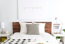 Bedrooms / Beautiful resting places. / by Melody | finicky designs