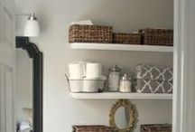 Bathrooms / Not just a place to take a bath... / by Melody | finicky designs