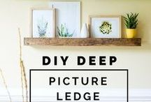 diy & crafts / by Cottage Arts