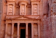 The Ancient City of Petra / One of the New 7 wonders of the Ancient World, the Nabatean city of Petra was carved from the rock over 2000 years ago, and was a hub of trade between many civilizations through out the ages. The most famous areas of the city are: the Treasury, the Amphitheater, Street of Façade and the Monastery Book a day tour with us!!!!  includes transfers from Aqaba, entrance fees, horse ride and English speaking guide price per person 2 pax   173 USD 3 pax   140 USD 4+ px   130 USD