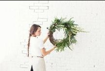 holiday decorating / by Cottage Arts