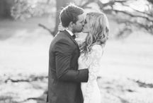 A Blush, Grey and White Wedding / I apologize in advance for any repeating pins!!! ;)  / by Erin Duke Johnson