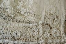 All About That Lace / Different kinds of lace plus some tutorials and patterns. / by Karen Walker