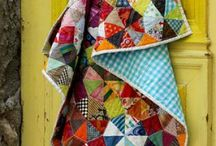 Old Quilters Never Die, They Just Fall To Pieces / Quilting