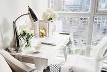 office / by Vi Nguyen