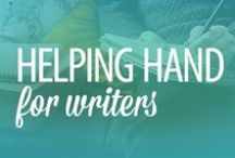 WRITER RESOURCES / Advice and helpful resources for writers. / by Melody | finicky designs